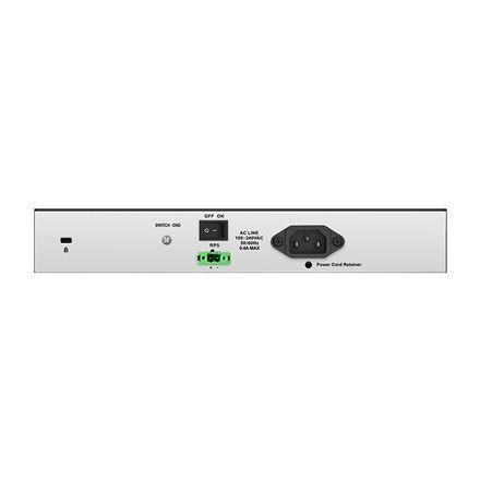 D-Link Metro Ethernet Switch DGS-1210-12TS/ME Managed L2, Rack mountable, 1 Gbps (RJ-45) ports quantity 2, SFP ports quantity 10