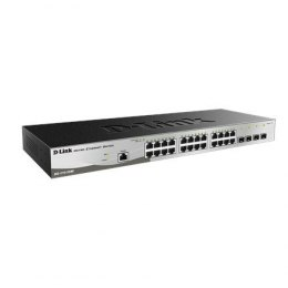 D-Link Metro Ethernet Switch DGS-1210-28/ME Managed L2, Rack mountable, 1 Gbps (RJ-45) ports quantity 24, SFP ports quantity 4,