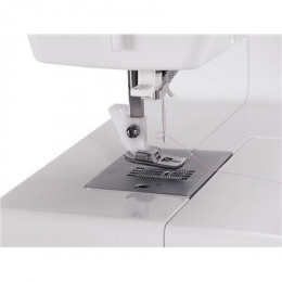 Sewing machine Singer SIMPLE 3223 Biały/Pink, Number of stitches 23, Number of buttonholes 1,