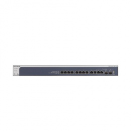 Netgear Switch XS712T-200NES Web Management, Rack mountable, 10 Gbps (RJ-45) ports quantity 12, SFP+ ports quantity 2, Power sup
