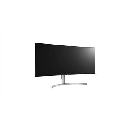 "LG 38WK95C-W 38 "", IPS, WQHD+, 3840 x 1600 pixels, 21:9, 5 ms, 300 cd/m², White"