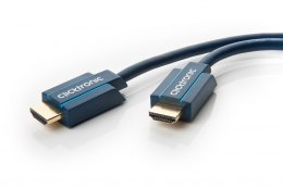 Clicktronic 70306 Casual High Speed HDMI cable with Ethernet, 7.5 m Clicktronic