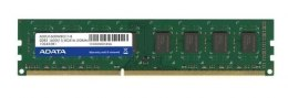 ADATA 8 GB, DDR3, 240-pin DIMM, 1600 MHz, Memory voltage 1.5 V