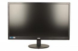 "AOC e2270Swn 21.5 "", Full HD, 1920 x 1080 pixels, 16:9, LED, 5 ms, 200 cd/m², Black, D-Sub 15 pin"
