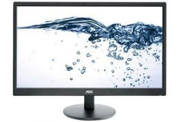 "AOC e2470Swda 23.6 "", Full HD, 1920 x 1080 pixels, 16:9, LED, TN+Film, 5 ms, 250 cd/m², Black, D-Sub, DVI"
