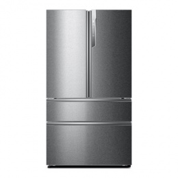 Haier HB25FSSAAA Free standing, Side By Side, Height 190 cm, A++, No Frost system, Fridge net capacity 426 L, Freezer net capaci
