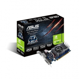Asus GT730-2GD5-BRK NVIDIA, 2 GB, GeForce GT 730, GDDR5-SDRAM, PCI Express 2.0, Cooling type Active, HDMI ports quantity 1, Memo