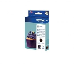 Brother LC123BK Ink Cartridge, Black