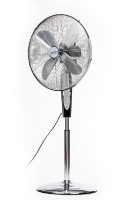 Camry CR 7314 Stand fan, Size 40cm, 3 speed settings, Angle adjustment, Stable base, Power 130 W Camry CR 7314 Chrome, Stainless