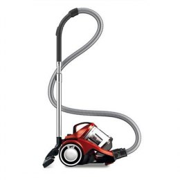 Dirt Devil Rebel 25 HFC DD2225-1 Vacuum cleaner, Red, 700 W, 2,7 L, A, A, D, A, 79 dB, HEPA filtration system,